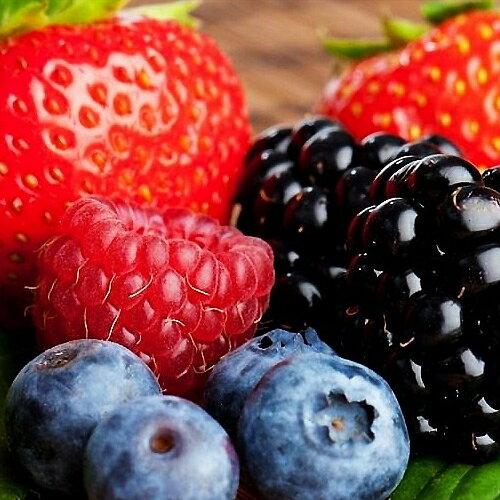 4公斤! 進口急凍花青莓果
