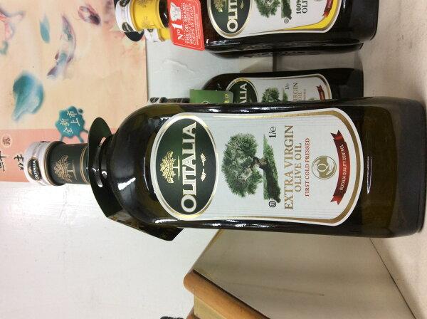 [勝義行]Olitalia奧利塔特級冷壓橄欖油1000ml