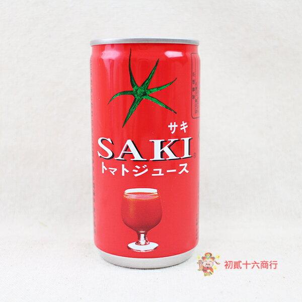 【0216零食會社】SAKI蕃茄汁180ml
