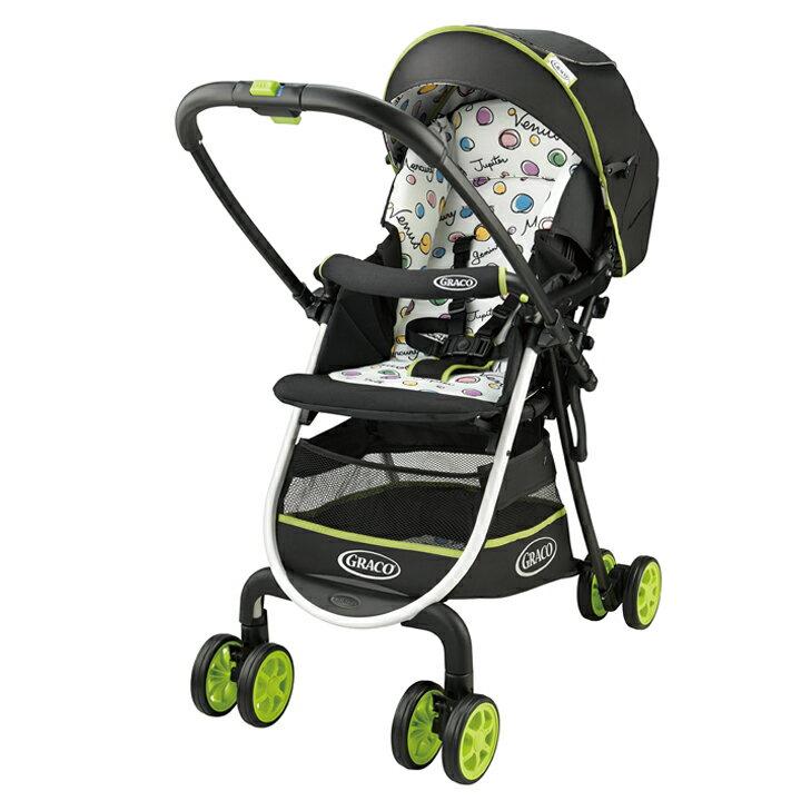 Graco - CitiLite R UP 超輕量型雙向嬰幼兒手推車 城市漫遊R挑高版 水果軟糖 0