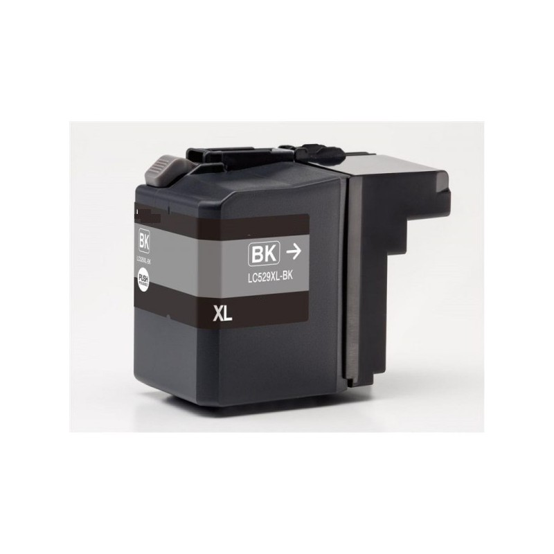 Brother LC529XL BK NEGRO tinta compatible DCP-J100 / DCP-J105 /DCP-J200    0