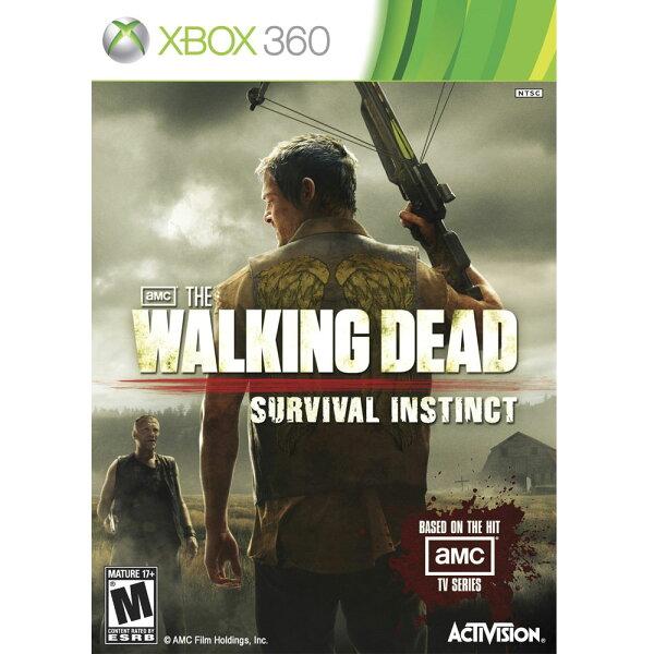 XBOX360 陰屍路:生存遊戲 英文美版 The Walking Dead