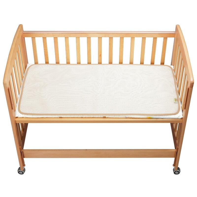 『121婦嬰用品館』狐狸村 透氣網台規中床涼墊 2