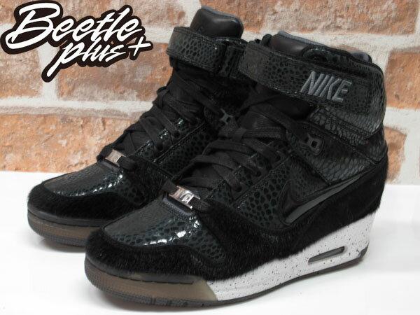 BEETLE PLUS 全新 NIKE WMNS AIR REVOLUTION SKY HI CITY 城市限定 NEW YORK 紐約 楔型 女鞋 內增高 633525-001 1