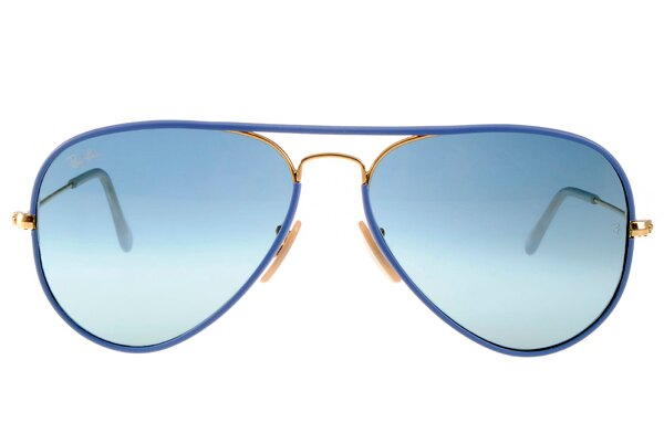 Ray Ban 雷朋  藍色金邊 RB3025JM 太陽眼鏡 3