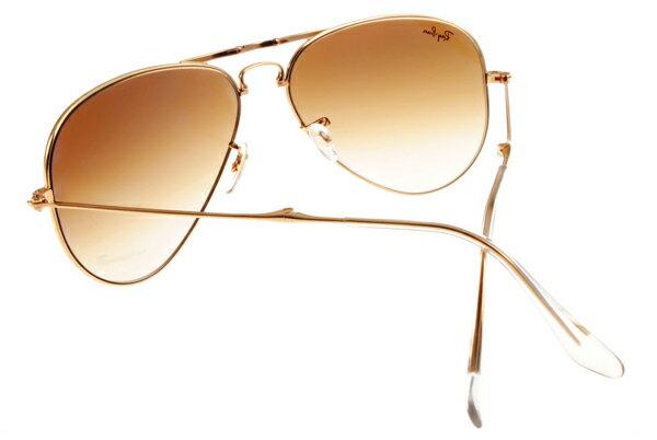 Ray Ban 雷朋 棕色 太陽眼鏡 RB3479 折疊 6