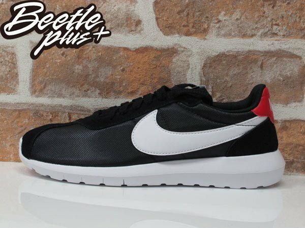 女生 BEETLE NIKE ROSHE LD-1000 黑白 黑紅 阿甘鞋 復古 休閒 慢跑鞋 819843-001 0