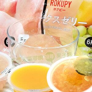 日本 和歌山ROKUPY果凍(6杯入) [JP490] - 限時優惠好康折扣