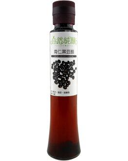 自然純釀青仁黑豆醋 210ml