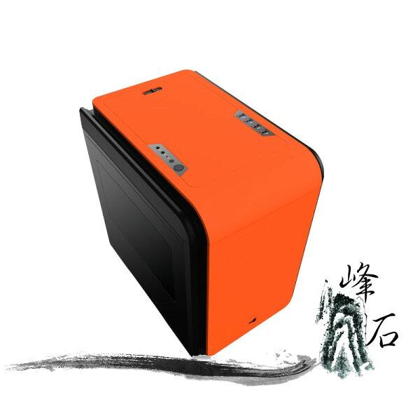 樂天限時優惠! Aero Cool DS Cube 黑橘透側機殼