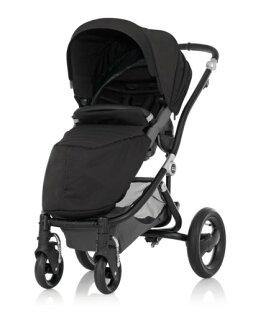 Britax - Affinity 四輪雙向推車 (黑) 加購Britax - Baby-Safe提籃享特價優惠!