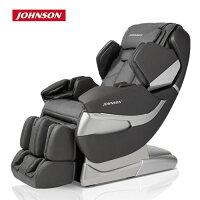 母親節禮物推薦喬山JOHNSON 好時光按摩椅︱A382 背部L型超長軌道貼近人體曲線深層紓壓