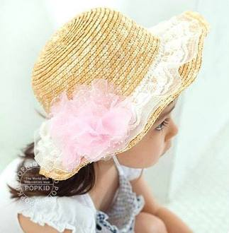 Promo Kebutuhan Bayi dan Anak Rakuten - ~cutevina~ girl fashion hat (cm2601)