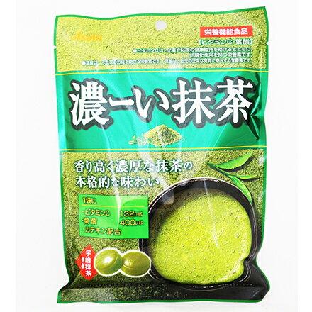 [敵富朗超市]ASAHI FOOD深濃抹茶糖(88g)(賞味期限至2016.12.31) - 限時優惠好康折扣