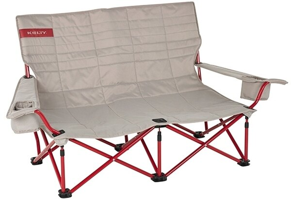 KELTY 低背雙人椅/露營椅/折疊椅 Low-Love Seat 雙人椅 淺咖