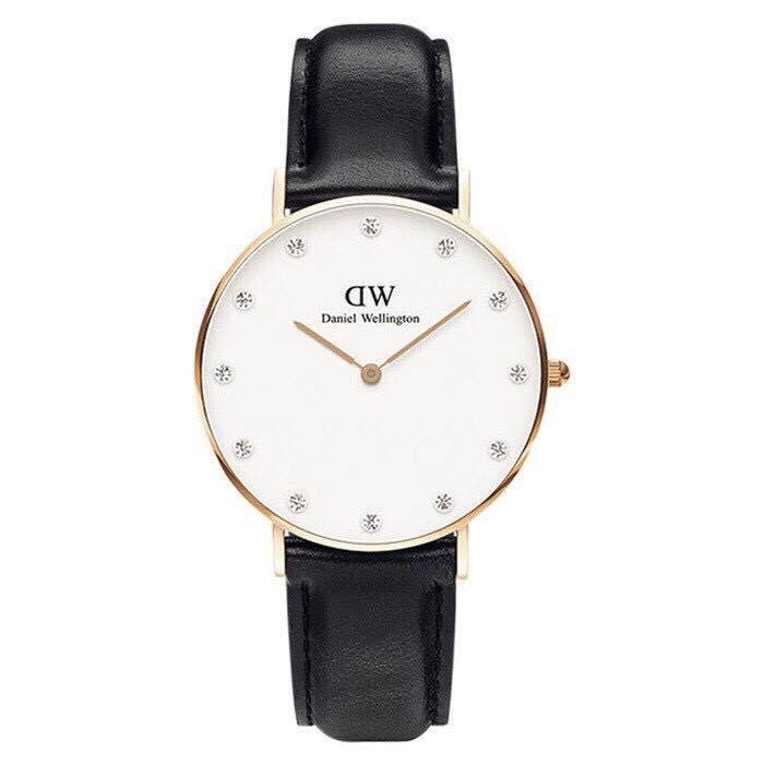 【Daniel Wellington】DW手錶CLASSY SHEFFIELD 34MM(免費贈送另一組表帶) 0