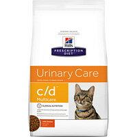 ★優逗★Hill's希爾思 處方飼料 貓用C/D 泌尿道處方 貓CD 8.5LB/8.5磅