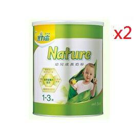 『121婦嬰用品』豐力富幼兒成長奶粉1-3歲1500克 2罐組
