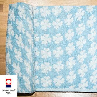 【今治織上】日本今治毛巾 今治認證 ORIM 四葉草系列-手巾