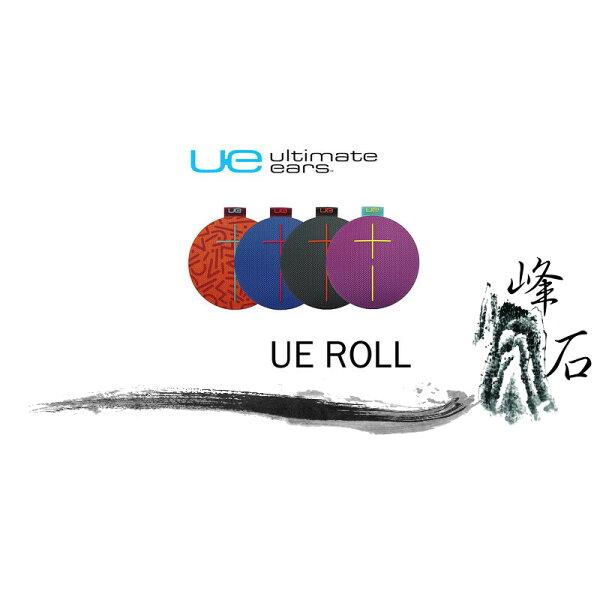 樂天限時促銷!羅技 Ultimate Ears UE ROLL 輕巧可攜式防水藍芽喇叭