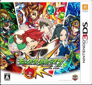 預購中 12月17日發售 日版 日規主機專用 [普通級] 3DS 怪物彈珠