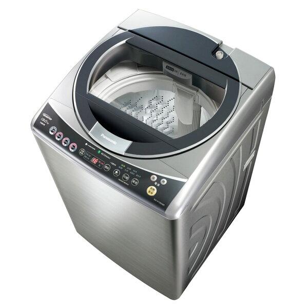 Panasonic國際牌 16公斤變頻洗衣機 NA-V178ABS-S ★杰米家電☆