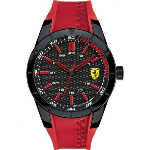 FERRARI 法拉利/狂熱飆速運動計時腕錶/0830299