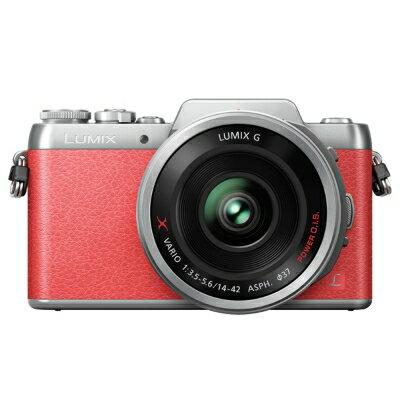 【純米小舖】panasonic LUMIX GF8+14-42mm X鏡 微單眼 (公司貨)-粉色系