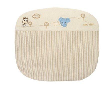 nac nac - 有機棉3D透氣塑型護頭枕 0