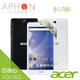 【Aphon生活美學館】Acer Iconia One 7 B1-780 1G/16G 7吋 平板電腦-送acer花苗滾珠按摩器+立架+指觸筆