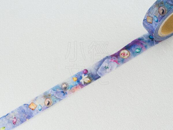 *小徑文化*韓國原創 Roi - Kamito 和紙膠帶 - jewelry ( CRM019 ),RT承製