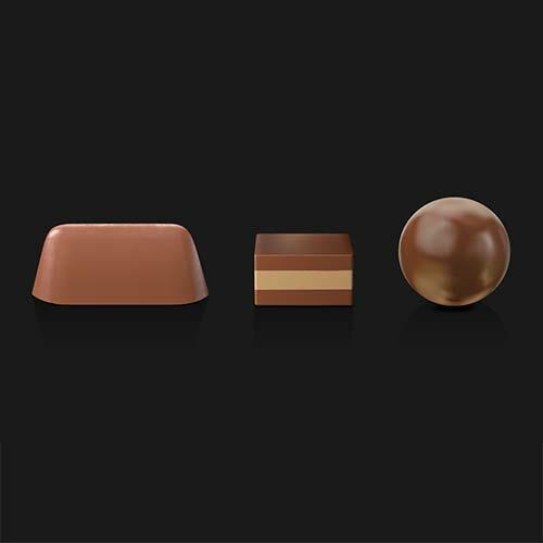 【派尼克帝PERNIGOTTI】義大利進口金磚巧克力★復古圓罐系列/奶油白★經典榛果牛奶巧克力 1