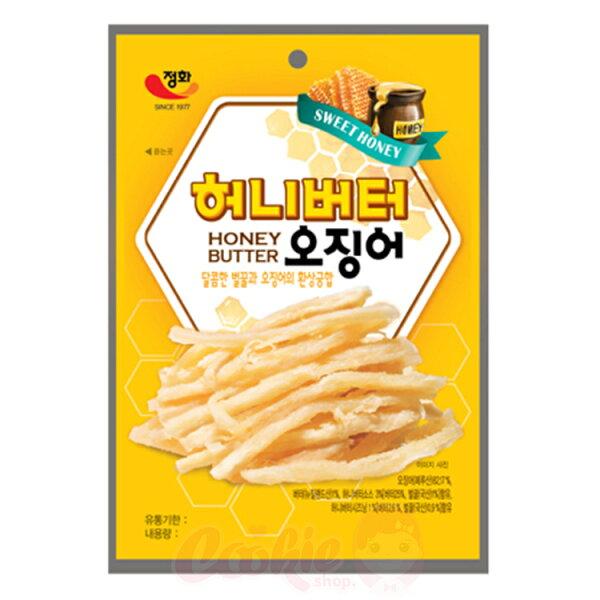 韓國 蜂蜜口味魷魚絲(35g)【庫奇小舖】