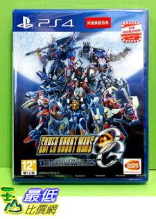 (現金價) PS4超級機器人大戰 OG The Moon Dwellers中文版