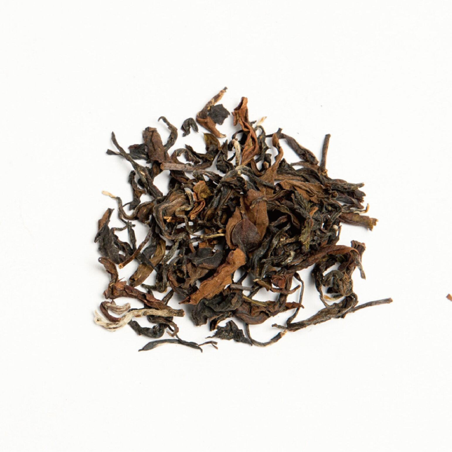 【杜爾德洋行 Dodd Tea】嚴選東方美人茶37.5g 2