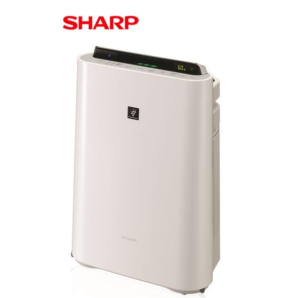 現貨  Sharp 夏普 KC-JD60T-W 空氣清淨機※熱線07-7428010