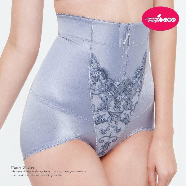 六甲村 - 產後短束褲 (紫) 1