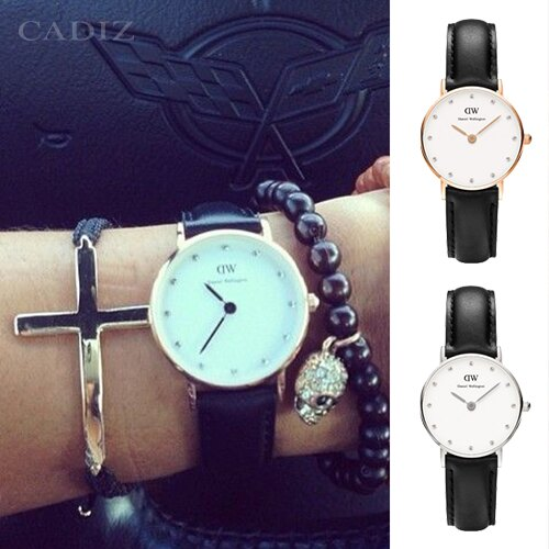 【Cadiz】瑞典DW手錶Daniel Wellington 0901DW金 0921DW銀 Sheffiel 26mm - 限時優惠好康折扣