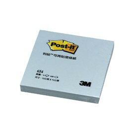 HFPWP 超聯捷 3M 便條貼 654 可再貼便條紙