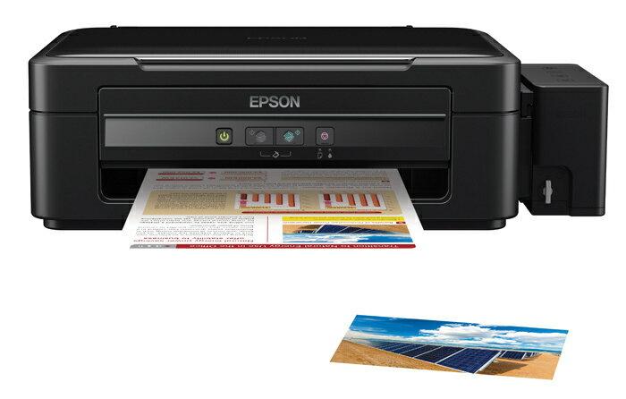 EPSON 商用三合一連續供墨複合機 L350 HFPWP