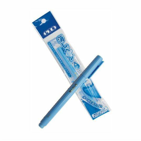 【寫吉達】「sista 日本西達」水性拼布消失筆 K-600 (水藍色)
