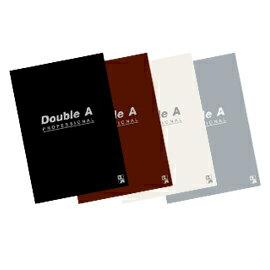 Double A A5/25K 膠裝筆記本-辦公室系列(4款) 40頁/本