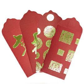 Dr.Paper 精緻紅包袋-2款(紅色系) 2入/包