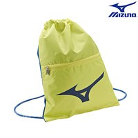 慢跑_路跑周邊商品推薦到33TM612045 (黃) 多功能簡易背袋 【美津濃MIZUNO】