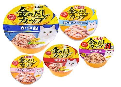 《日本CIAO》金湯杯罐 80g x 24入 / 貓罐頭