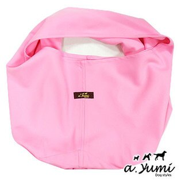 Ayumi寵物背巾-袋鼠媽媽袋(粉嫩春天)