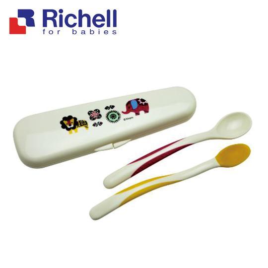 Richell利其爾 - KINPRO 馬戲團柔軟離乳食湯匙 0