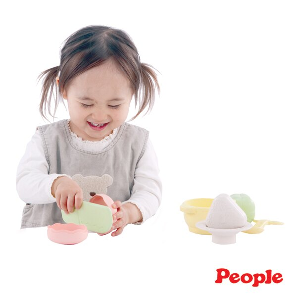 People - 米的扮家家酒玩具組合 6