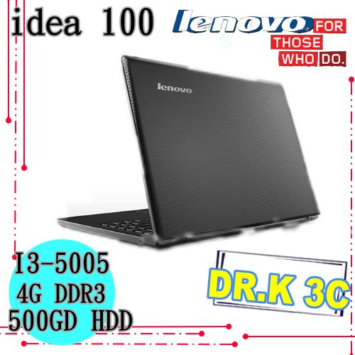 【Dr.K 數位3C 】 Lenovo 聯想 ideapad 100-15IBD 80QQ000RTW 15.6吋 i3-5005U NOS 贈:高級無線滑鼠