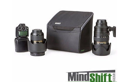 【Mind Shift 】曼德士 MS820全景相機隔板拉鏈袋